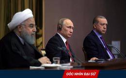 Hồi kết của xung đột Syria: Nga hoạt động ngoại giao dồn dập và hy vọng của Geneva-8