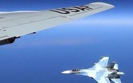 """Nga thông tin vụ tiêm kích Su-30 """"cắt mặt"""" máy bay chống ngầm Mỹ"""