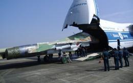 Người VN duy nhất 4 lần bay siêu vận tải cơ An-124 chuyển khí tài quân sự về nước