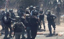 """Ảnh: Jerusalem thành """"chảo lửa"""", Hội đồng Bảo an LHQ họp khẩn"""