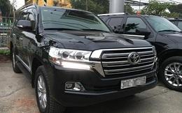 Làm rõ 2 ô tô Land Cruiser trị giá nhiều tỷ do doanh nghiệp tặng tỉnh Nghệ An