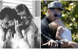 Bộ ảnh chứng minh có con gái là điều tuyệt vời nhất của bố
