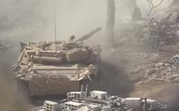 Quân đội Syria ác chiến phiến quân cố thủ ngoại ô Damascus