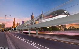Tàu siêu tốc đi xuyên nước Úc hết 53 phút, đạt tốc độ chóng mặt 1.200 km/h