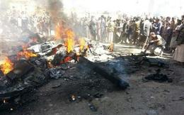 """NÓNG: Phiến quân Houthi vừa bắn hạ """"Ác điểu"""" - máy bay MQ-9 Reaper hiện đại của Mỹ"""