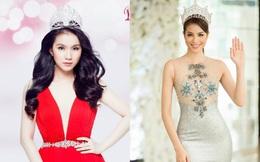 Nhìn lại nhan sắc Top 3 Hoa hậu Hoàn vũ VN qua 2 mùa tổ chức và sự trùng hợp ít ai ngờ tới