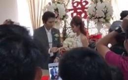 HOT: Đánh lừa công chúng, Khởi My và Kelvin Khánh đã bí mật tổ chức lễ cưới sáng nay