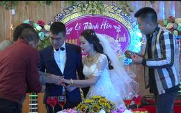 Cặp đôi được tặng nhiều vàng trong ngày cưới đến nỗi đủ mở cả tiệm trang sức
