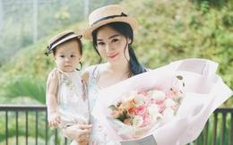 Hot mom 2 con nổi tiếng nhất nhì châu Á: Xinh đẹp, chồng chiều, con siêu đáng yêu
