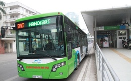 Buýt nhanh BRT Hà Nội đang chẳng giống ở đâu?