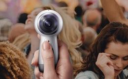 """Galaxy S8 kết hợp Gear 360 – cặp đôi yêu thích chụp ảnh """"nắm tay nhau đi khắp thế gian"""""""