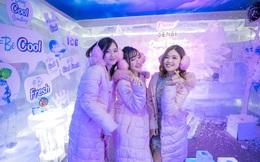 Giới trẻ hào hứng trải nghiệm Nhà băng -5 độ C mùa hè này tại Hà Nội
