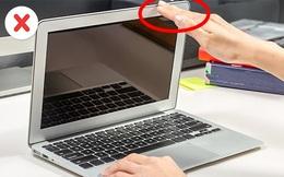 12 việc bạn thường làm khiến laptop bị tàn phá một cách nhanh chóng