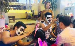 """Lễ hội Halloween: Giới trẻ Sài thành tranh thủ kiếm bội tiền tại phố """"Tây"""" – Bùi Viện"""