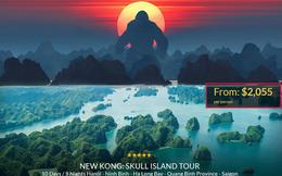 """Xuất hiện hàng loạt những tour du lịch đến thăm Việt Nam """"ăn theo"""" sức nóng của """"Kong: Skull Island"""""""