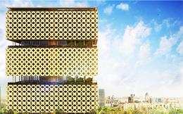 Những ý tưởng kiến trúc sáng tạo nhất thế giới năm 2017