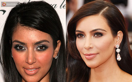 Nhìn sao trước và sau khi nổi tiếng, bạn sẽ nhận ra: Mình không xấu, chỉ là chưa giàu thôi!