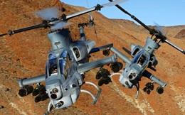"""Trực thăng AH-1Z Viper: """"Rắn siêu độc"""" của Quân đội Mỹ"""