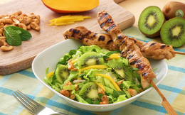 Trọn bộ thực đơn giảm cân 30 ngày siêu tốc với kiwi cực kỳ hiệu quả của nhiều người đẹp Hàn Quốc