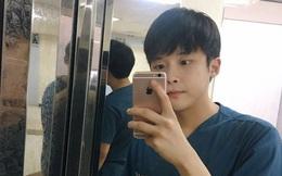 """Dân mạng """"săn lùng"""" chàng thực tập sinh Hàn Quốc điển trai tại Bệnh viện Đại học Y Dược Huế"""