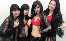 Nhóm nhạc nhí Nhật Bản 12 tuổi mặc bikini biểu diễn bị dư luận phản ứng