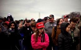 Chiếc mũ đỏ nổi tiếng của Trump là hàng Việt Nam