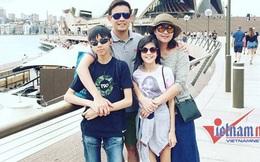 Minh Anh tiết lộ về hôn nhân với chồng ngoại quốc