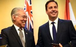 """Australia và New Zealand muốn có """"TPP Trừ Một"""""""