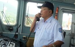 Tết xuyên biển của thuyền trưởng tàu SAR 412
