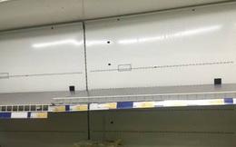 Sau Tết, rau chợ rẻ bất ngờ, siêu thị khan hàng