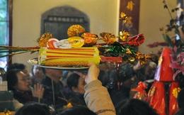 Doanh nhân BĐS đi chùa đầu năm không nặng nề chuyện tiền nhiều lễ lớn, chủ yếu là thành tâm