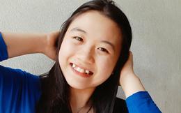 Cô bạn răng khểnh đáng yêu ẵm cả giải Nhất và giải Nhì HSG Lịch sử cấp quốc gia