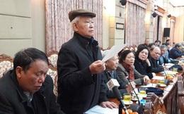Đại tá quân đội mong có đường dây nóng với Bí thư Hà Nội