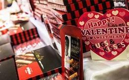Các hãng bánh kẹo Nhật Bản lãi tỷ USD trong dịp Valentine 2017