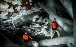 Phát hiện ra những con vi khuẩn cổ đại vẫn sống 50.000 năm nay trong hang tinh thể khổng lồ tại Mexico