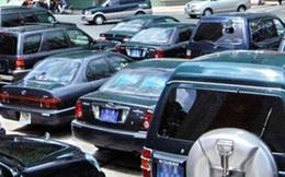Hà Nội thí điểm khoán kinh phí xe công cho lãnh đạo