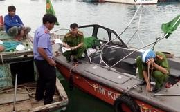Một trung úy biên phòng tử nạn trên biển