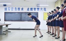 Trung Quốc: Thi tuyển vào trường hàng không còn nghiêm ngặt hơn cả chọn bạn đời