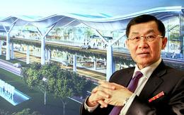 Ông Johnathan Hạnh Nguyễn cùng 5 đối tác rót nghìn tỷ xây Nhà ga sân bay quốc tế Cam Ranh