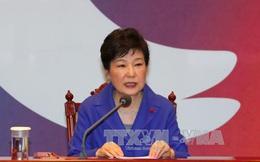 Tổng thống Park Geun-hye bị xác định là nghi phạm tham nhũng