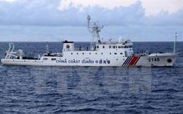Tàu Trung Quốc lại tiến gần quần đảo tranh chấp với Nhật Bản
