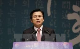 Lãnh đạo Hàn Quốc: THAAD sẽ được triển khai theo đúng kế hoạch