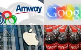 """Amway, Google, Apple """"dắt tay nhau"""" sang Việt Nam tìm cơ hội đầu tư"""