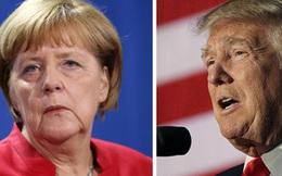 Cuộc gặp Merkel – Trump liệu có thu hẹp khác biệt?