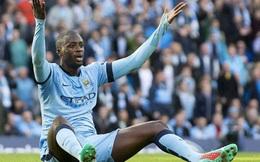 Man City chú ý: Người đại diện của Yaya Toure đang đàm phán với Man United