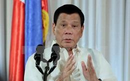 Ông Duterte: Philippines có thể chia sẻ tài nguyên biển với Trung Quốc