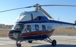 Rơi trực thăng quân sự của Ukraine, 5 người thiệt mạng
