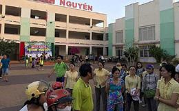 Báo cáo chính thức vụ còng tay tại Trường Thanh Nguyên