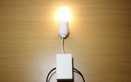 Hướng dẫn chế tạo thiết bị bật tắt đèn tự động khi trời sáng/tối siêu đơn giản chỉ với 50.000 đồng