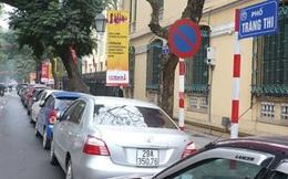 """Đề xuất mở """"gấp"""" điểm đỗ ô tô trên 87 tuyến phố Hà Nội"""